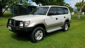 Great Value! Toyota Cruiser 4x4 Wagon - Low Kms
