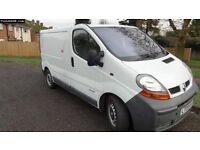 Scrap vans wanted for cash, all quotes beaten