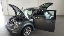 2004 Volkswagen Beetle 9C 1.6 Ikon Grey 5 Speed Manual Hatchback Frankston Frankston Area Preview