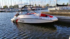 2012 SEADOO WAKE 230 510HP 520HP  sea-doo sea doo bombardier