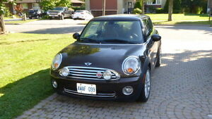 2010 MINI Mini Cooper Brown Coupe (2 door)