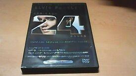 ELVIS PRESLEY-THE LAST 24 HOURS-DVD & CD & BOOKLET SET