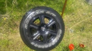 For sale! BLACK RIMS