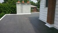 DryhomeRoofing.ca EPDM Rubber Flat Roofing FreeQuote 9052601905