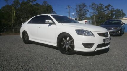 2010 Toyota Aurion GSV40R MY10 Sportivo SX6 White 6 Speed Sports Automatic Sedan Kingston Logan Area Preview