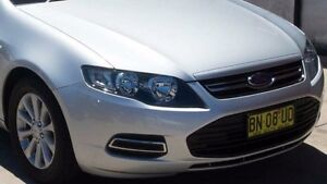 2011 Ford Falcon FG MkII XT Silver Sports Automatic Sedan Fyshwick South Canberra Preview