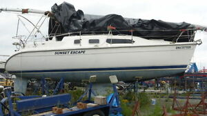 2001 Hunter 290 Sailboat