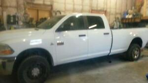 2011 Dodge Power Ram 3500 Pickup Truck