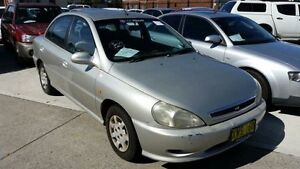 2001 Kia Rio Beige 4 Speed Automatic Sedan Georgetown Newcastle Area Preview