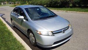 Honda Civic Hybride Trés fiable et économique