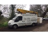 Roofer / Gutter cleaning / Cherry picker available / Roof repairs / street light cleaning