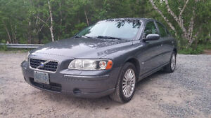 2003-to-07 Volvo S60 -Non Turbo-Certified Only