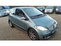 MERCEDES BENZ A180 CDI AUTOMATIC 3 dr *SERVICE HISTORY**FULL LEATHERS**DRIVES PERFECT**GOOD EXAMPLE*