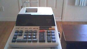 Calculatrice Sharp Model EL2616P-III