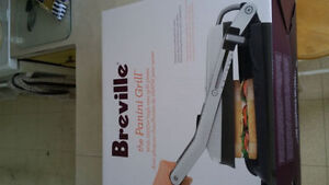 grille panini breville neuf