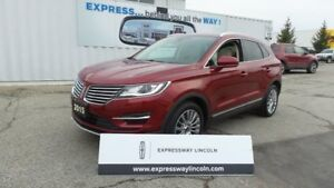2015 Lincoln MKC AWD 2.0L Eco, Navi, Moon, Leather