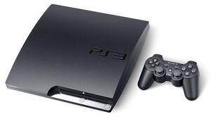 Sony PlayStation 3 Slim 500 GB + plus stuff