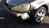 2003 Acura RSX 2.0l base leather Coupe (2 door)