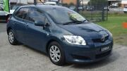 2007 Toyota Corolla ZRE152R Ascent Blue 4 Speed Automatic Hatchback Oak Flats Shellharbour Area Preview