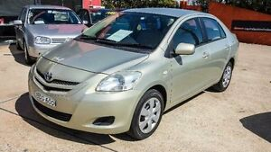 2006 Toyota Yaris NCP93R YRS Gold 4 Speed Automatic Sedan Fyshwick South Canberra Preview