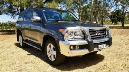 2015 Toyota Landcruiser VDJ200R VX Grey 6 Speed Sports Automatic Wagon Tanunda Barossa Area Preview