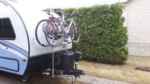 Support à vélo (rack) pour roulottes Futura GP