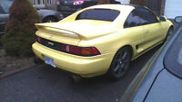 1991 Toyota MR2 Turbo LHD CERT AND E-TESTED