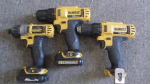 12V MAX Li-Ion Drill/Impact Driver Combo Kit
