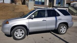 2005 Acura MDX with Technology Package