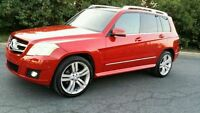Rent Mercedes GLK 95$ per day all included flat rate