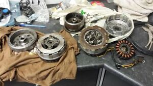 Honda 300ex, 400ex clutch and flywheel parts