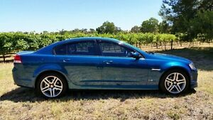 2011 Holden Commodore VE II SV6 Chlorophyll 6 Speed Sports Automatic Sedan Tanunda Barossa Area Preview