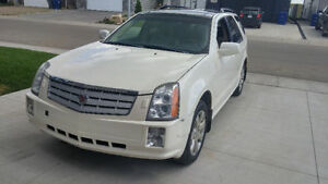 2008 Cadillac SRX AWD SUV or best offer!