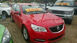 2013 Holden Commodore  Red Sports Automatic Wagon Dandenong Greater Dandenong Preview