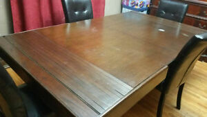 "ONE OF A KIND Antique ""Morphing"" Dining Table"