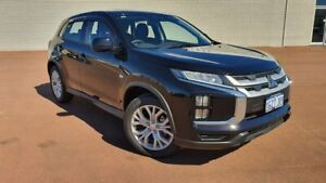 2019 Mitsubishi ASX XD MY20 ES 2WD Black 6 Speed Constant Variable Wagon Morley Bayswater Area Preview