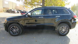 2015 Jeep Grand Cherokee LIMITED SUV,  Crossover LOW KM!!!