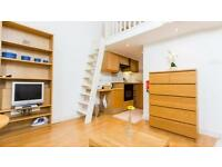 Quality Split Level Studio Apartment in West Kensington