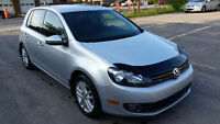 2011 Volkswagen Golf TDI HATCHBACK,6 SPEED!