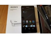 Sony Xperia Z3C Free sim/Unlocked to all networks