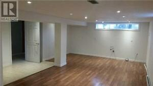 Fully Finished Basement Apartment for rent