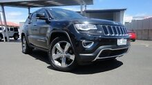 2015 Jeep Grand Cherokee WK MY15 Limited Black 8 Speed Sports Automatic Wagon Toowoomba Toowoomba City Preview