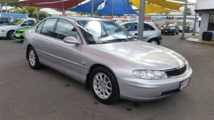 2000 Holden Calais Sedan Westcourt Cairns City Preview