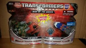 Transformers Walmart Exclusive - War of the Waves