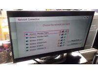 """LG 47"""" 4k 3D Wifi Smart LED TV £280"""