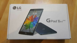 Brand New LG G pad III 8.0 FHD (LG V522) Android Tablet LTE