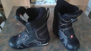 Head snowboard boots Junior 4/5 and men size 7