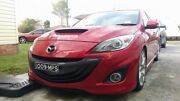 Mazda 3 MPS Luxury 2009 Hornsby Hornsby Area Preview