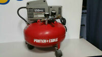 Compresseur Porter Cable 150 PSI 6 gallon