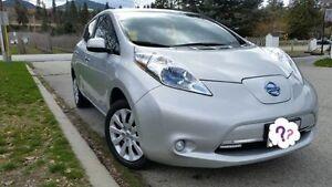 Reduced! - 2013 Nissan Leaf Hatchback - FULLY Electric Car